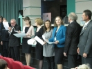 Вручение Ирине Чобану всемирного сертификата психотерапевта на Международном Конгрессе